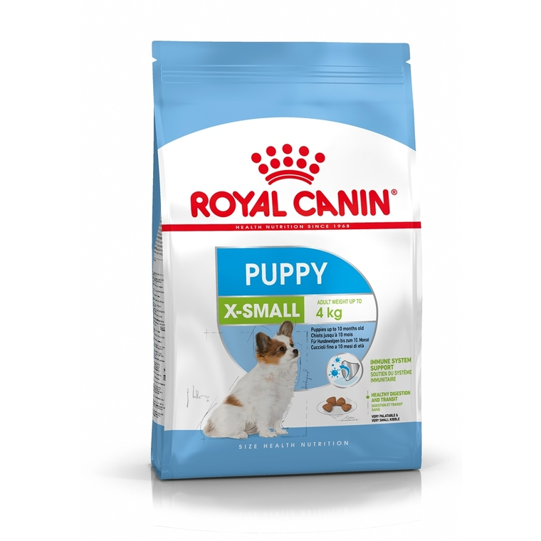X-Small Junior Royal Canin 1,5 kg 976476