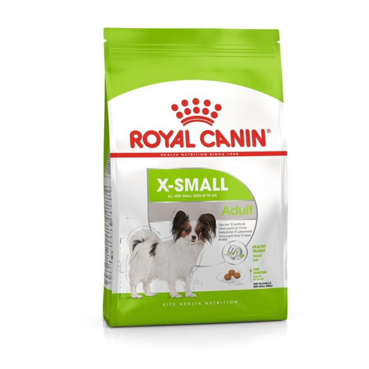 Croquette chien Royal Canin XSmall Adult 1,5kg 976478