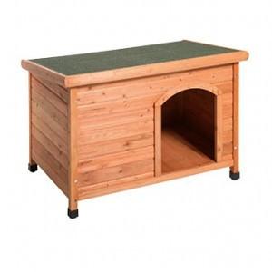 Niche chien bois Plano Taille 1 98611